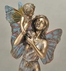 Figurka Veronese - Mama z Dzieckiem