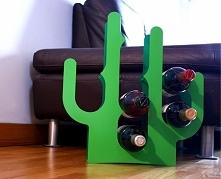 Stojak na wino J-me Cactus -  Calvado