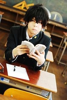 Hyouka – Houtarou Oreki Cosplay