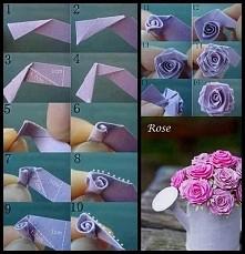 Różyczki DIY