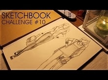 Sketchbook Challenge #10 Ca...