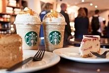 Lubicie frappuccino se Starbucksa? Moim faworytem jest karmelowe!♥