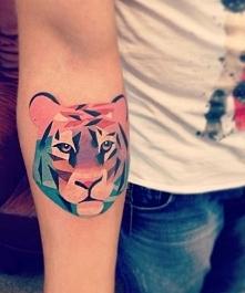 Lubicie geometryczne tatuaże?