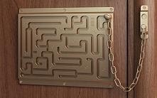 Łańcuch do drzwi