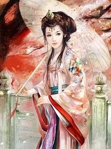 grafika chińska