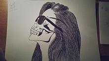 Tak wiem włosy ch*jowe :c Nie potrafię ich rysować moze wy mi podacie jakieś ...