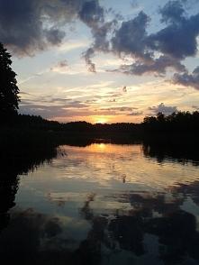 Jezioro Wigry... <3  Bryzgiel woj. podlaskie