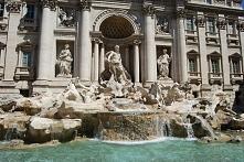 Fontanna di Trevi - Rzym