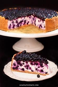 SERNIK JAGODOWY z nutką cynamonu. Najlepsze schłodzone ciasto na lato! przepi...