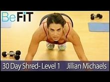 dzis mój 4 dzien wyzwania z Jillian Michaels Level 1 cwiczyłyscie z nia ? jak...