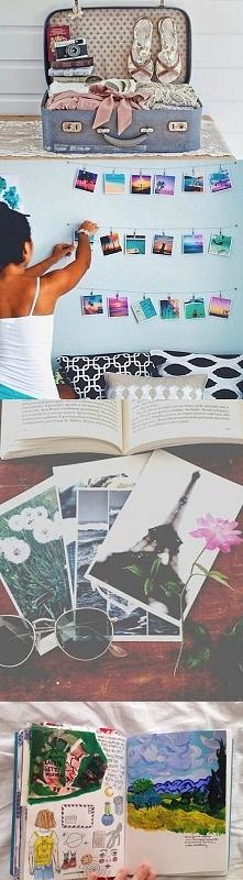 Jaki jest Twój sposób na zachowanie wakacyjnych wspomnień?
