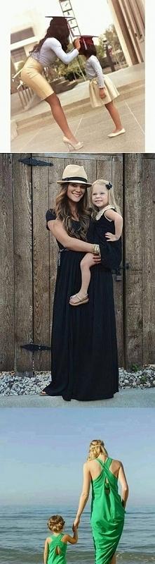 Jaka matka taka córka :)