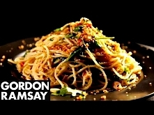 Spaghetti with Chilli, Sardines & Oregano - Gordon Ramsay