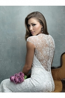 Allure Bridals Wedding Dress C324