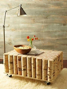 stół eko do salonu