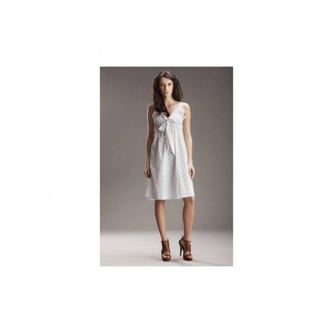 Bawełniana sukienka na lato S18