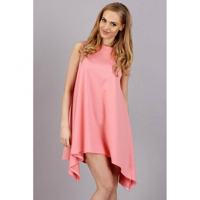 Asymetryczna sukienka na lato M46