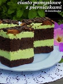 To ciasto wymyśliłam jakieś...