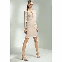 Sukienka biznesowa S50