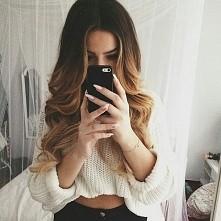 Śliczne włosy!