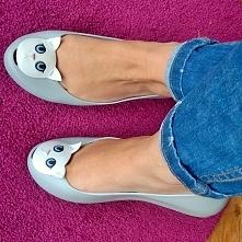 Nowe buciki, barrrdzo wygod...
