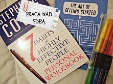 My two workbooks, czyli jak zacząć pracę nad sobą. Porady.