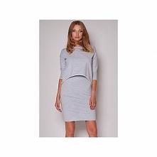 Bawełniana sukienka ołówkowa 206