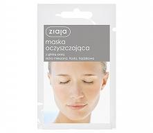 Rewelacyjna maseczka z szarą glinką, głęboko oczyszcza skórę, nie powoduje podrażnień, gorąco polecam ;D
