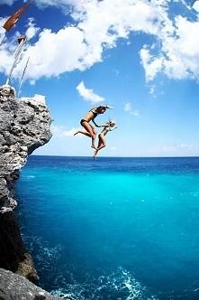 kto by chciał tak skoczyć? :D