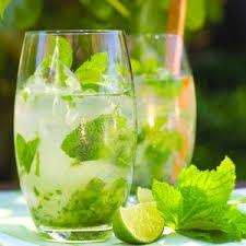 Letnie orzeżwienie <3 Kocham <3 drink mojito!