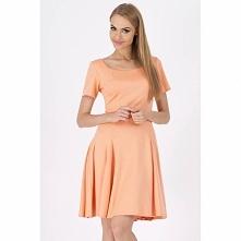 Sukienka rozkloszowana M103