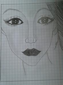 Mój pierwszy rysunek, przepraszam za jakość. W związku z tym, że dopiero zacz...