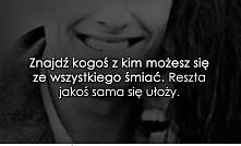 Bo z uśmiechem jest łatwiej