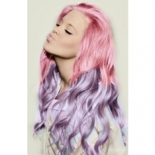 pink & violet