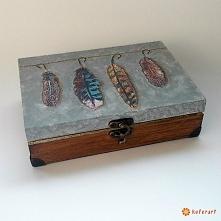 pudełko dla wędkarza