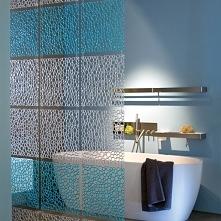 Panel dekoracyjny - Koziol - Oxygen niebieski