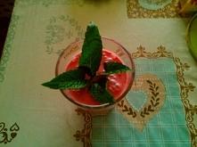 Koktajl truskawkowy :)