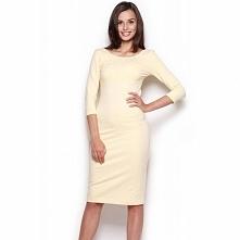 Sukienka z odkrytymi plecami 301