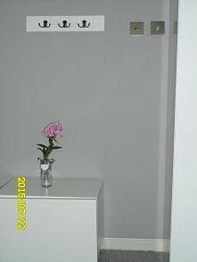 Przedmiotem sprzedaży jest przepiękny wieszak wykonany z deski modrzewiowej, ...