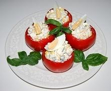 Pomidory z nadzieniem kukur...