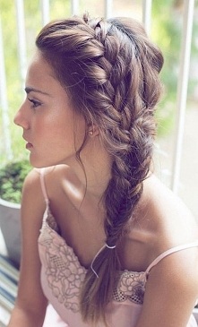 pomysł na fryzurę. [więcej kobiecych inspiracji po kliknięciu w obrazek]