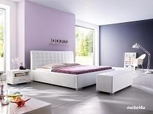Łóżko Iza Comfort w kolorze białym do dobry punkt startowy do stworzenia przy...