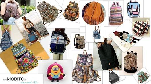 Plecak to nie tylko worek do noszenia książek ale także bardzo modny , a przede wszystkim praktyczny dodatek do stroju. Wszystkie wzory, kolory i fasony jakie tylko sobie wymarzycie znajdziecie na u nas - kliknij na zdjęcie