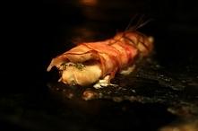 Pieczony dorsz z boczkiem i rozmarynem Jest to typowo mięsno-rybne danie. Dzi...