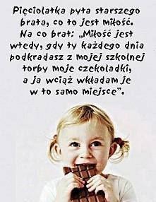To właśnie jest miłość ;)
