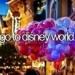 ..go to disney world.