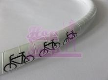 trzy rowery