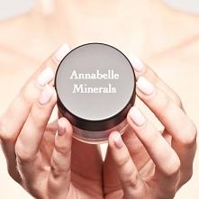 Podkład mineralny Annabelle Minerals. Osobiście jestem wielką fanką. Znacie? ...