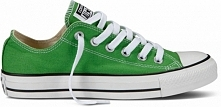 Krótkie Converse - jungle green