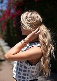 ponytail <3